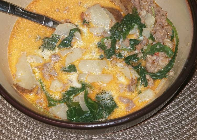 How to Cook Appetizing Zuppa Toscana