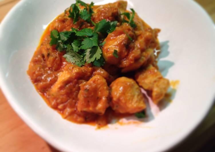 Recipe: Good Chicken Tikka Masala