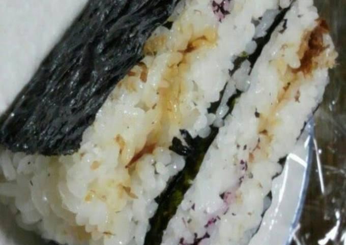 Onigiri Sandwiches