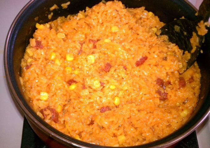 Puerto Rican Rice