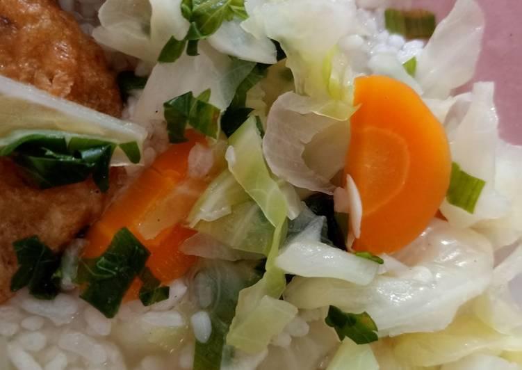 Resep Sayur sop yang Sempurna