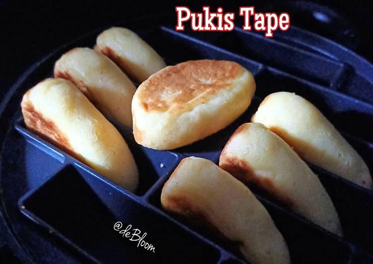 745. Pukis Tape - cookandrecipe.com