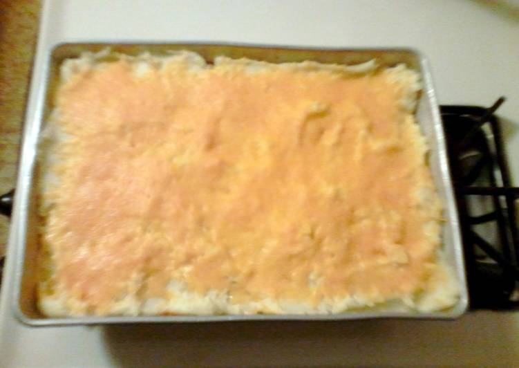Easiest Way to Make Quick Kind-of Shepards Pie