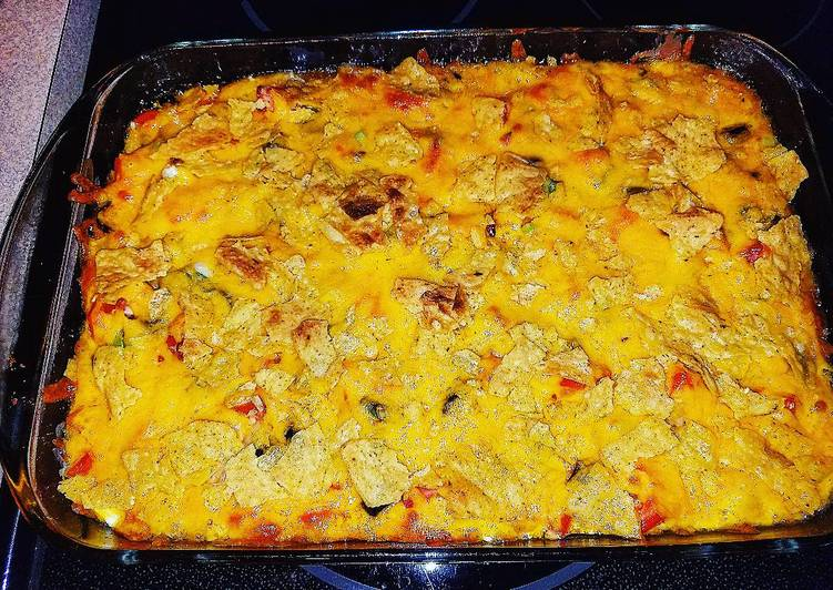 Step-by-Step Guide to Make Any-night-of-the-week Mexican Casserole