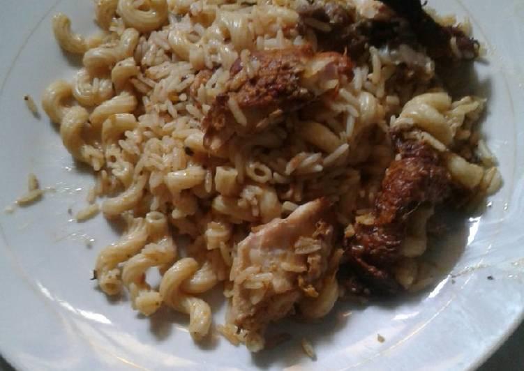 Recipe of Perfect Macjollof rice in chicken stock