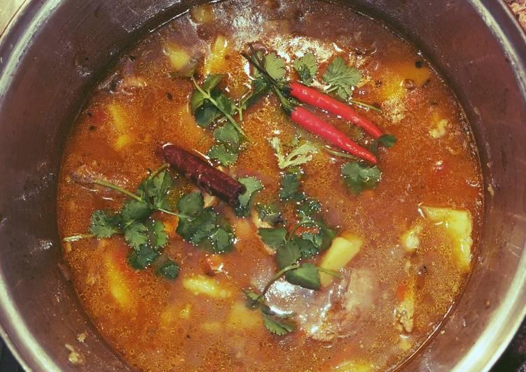 Mauritian Curry