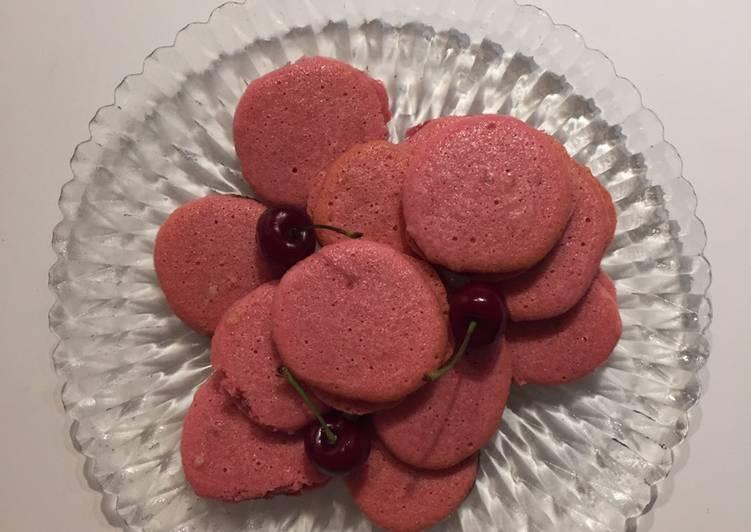 Comment Servir Macarons à la cerise 🍒