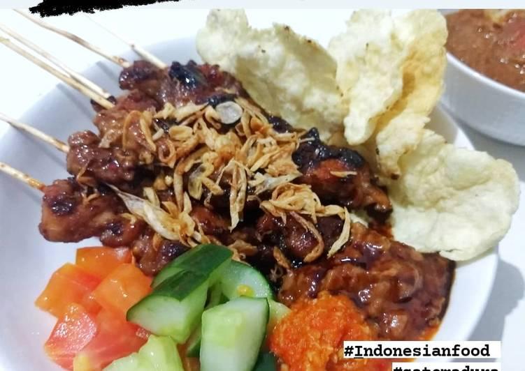 Sate Ayam Madura - cookandrecipe.com