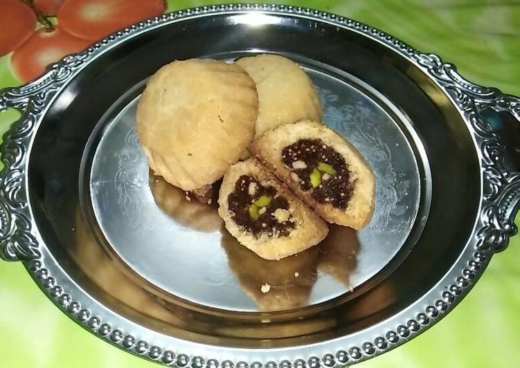 Arabic Cookies Mamoul