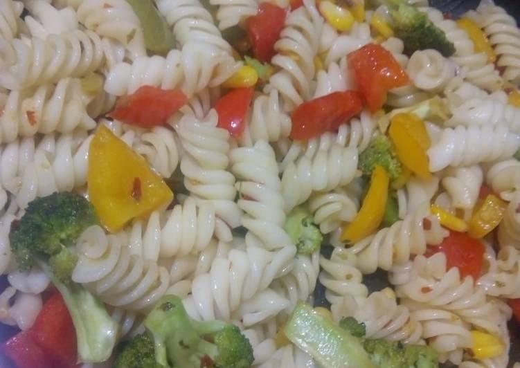 How to Prepare Perfect Pasta salad