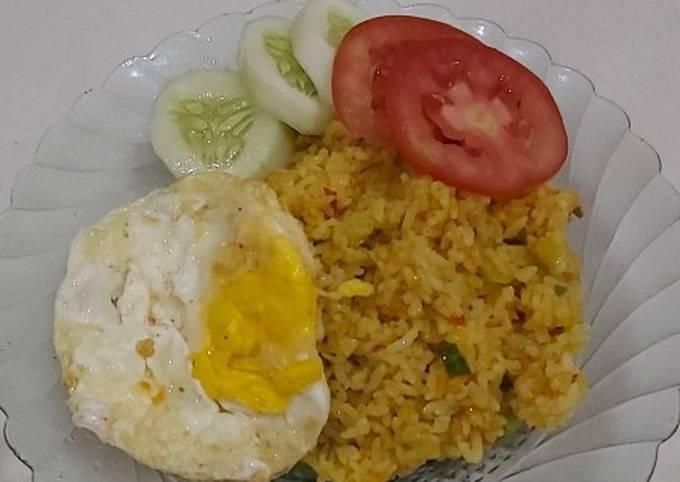 Nasi Goreng Cikur (Kencur)