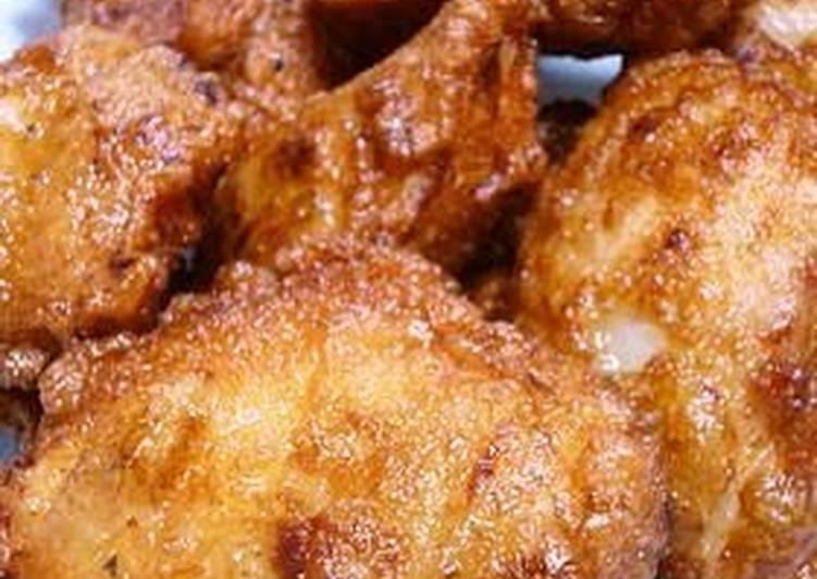 5 Minute Simple Way to Prepare Vegan Chicken Breasts with Salt Marinade
