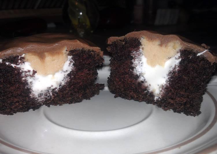 Macs homemade cupcakes