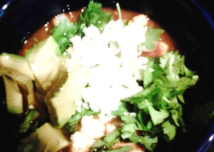 The Best Dinner Easy Royal Chicken Tortilla Soup