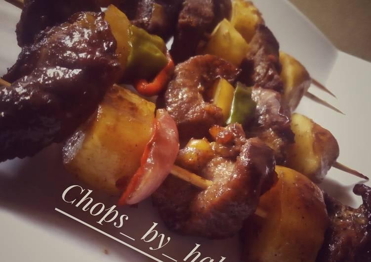 How to Prepare Ultimate Potato beef kebab