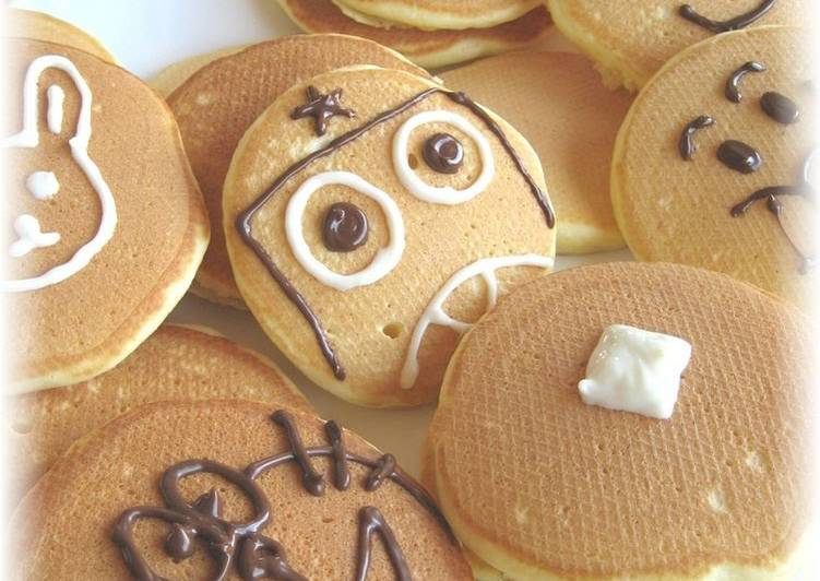 Mini Pancakes That Stay Fluffy