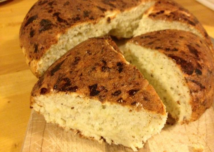 Cottage Cheese Dilly Bread