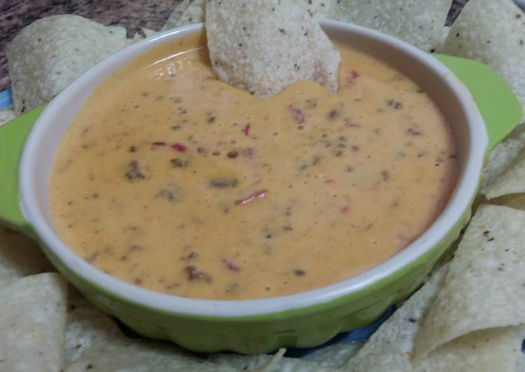 Foods That Can Make You Happy Taco Queso Dip