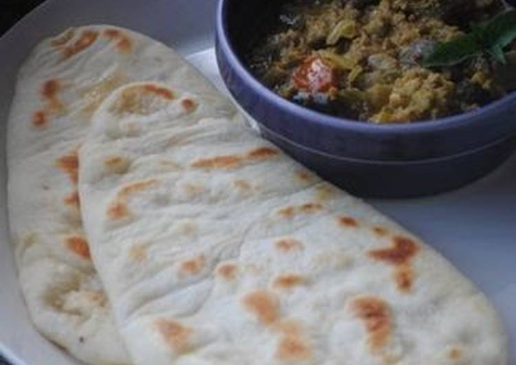 30+ Dinner Ideas Speedy Chewy Naan with Homemade Yeast