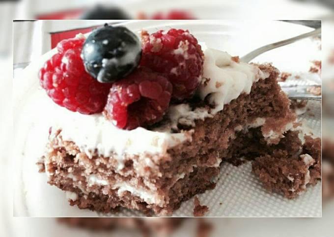 AMIEs Chocolate Velvet Cake