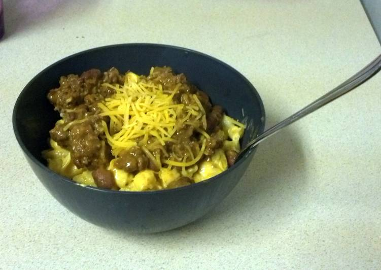 Step-by-Step Guide to Make Favorite Chili Mac