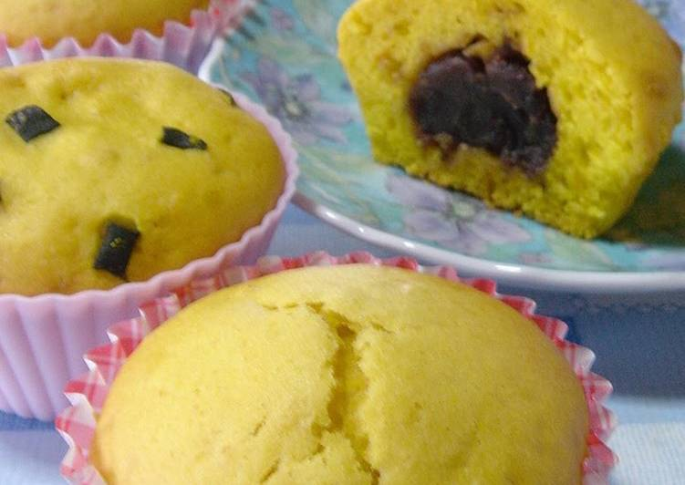 Turn to Food to Improve Your Mood Finally Complete Fluffy Kabocha Squash Muffins