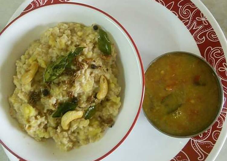 What are some Dinner Ideas Love Oats ven pongal