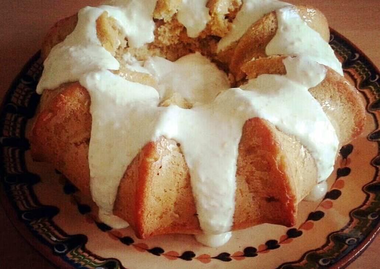 Recipe Delicious Pumpkin pie