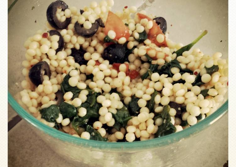 Couscous Salad (Clean)