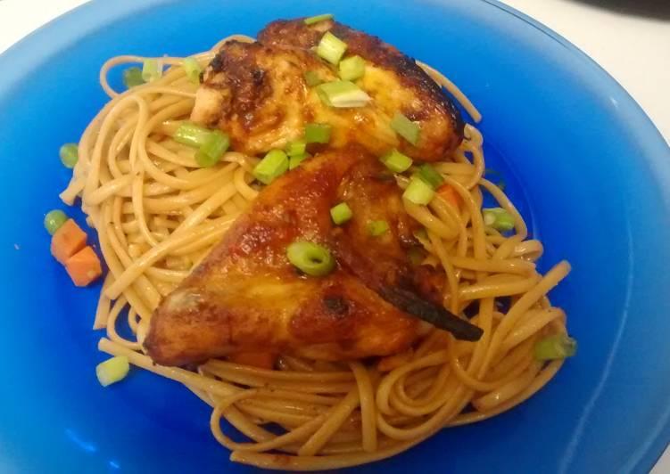 Recipe: Good Sweet Kickin Asian Chicken