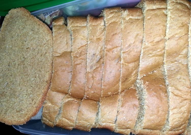 Coffee Bread (bread Machine)