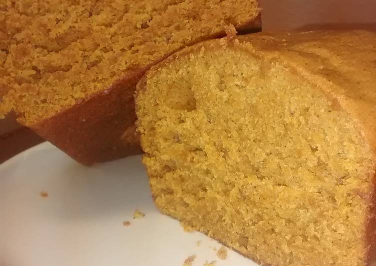 Best Pumpkin Bread Everrr!(: