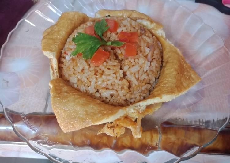 Nasi Goreng Seafood ala Dapur Asfa