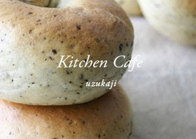 Simple Way to Prepare Speedy Milk Tea Bagel