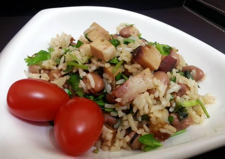 Roasted Pork Fried Rice