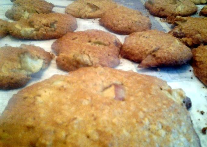 Recipe Perfect Apple Oatmeal Cookies