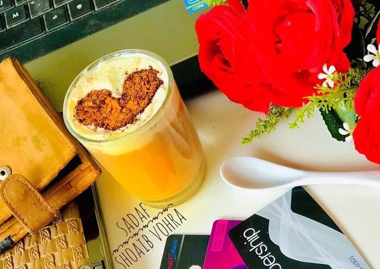 Steps to Prepare Award-winning Chai latte