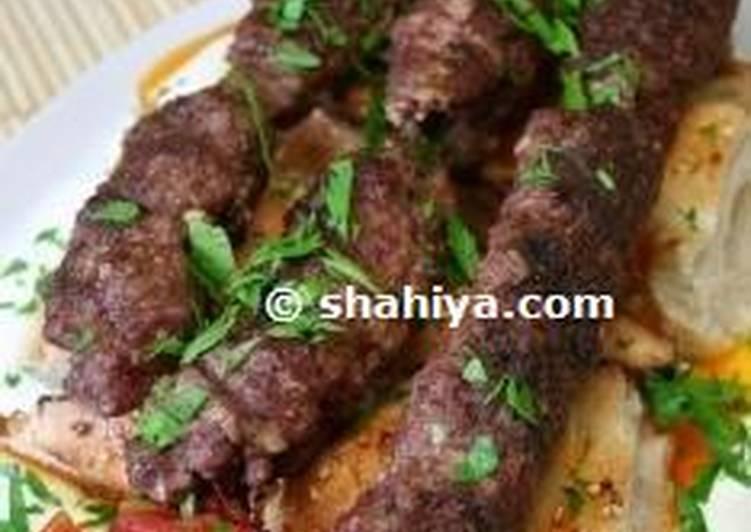 Very Tasty Iranian Meat Kabab