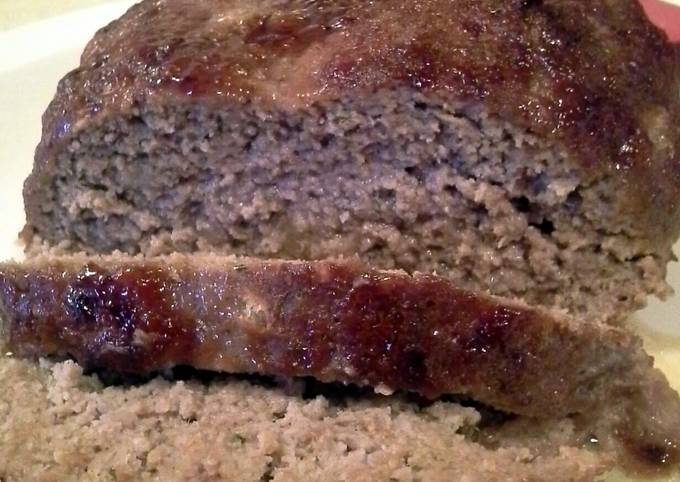 Recipe: Appetizing Meat loaf – Heirloom recipe