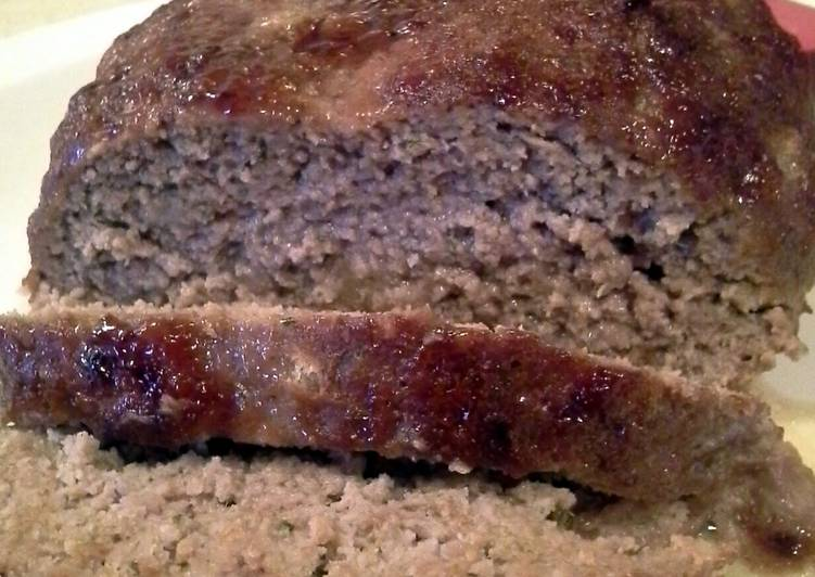Recipe: Appetizing Meat loaf – Heirloom recipe