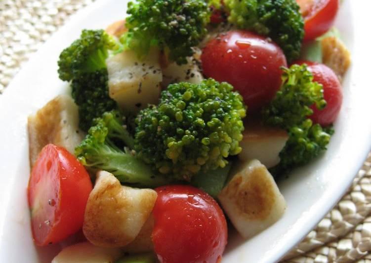 Japanese Broccoli Salad Recipe