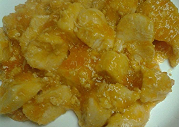 Papaya sauce