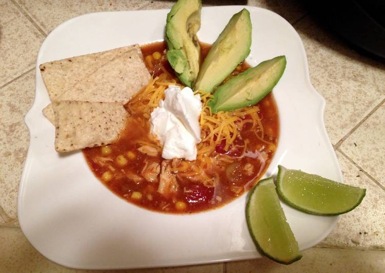 slow-cooker chicken tortilla soup, Choosing Fast Food That's Very good For You