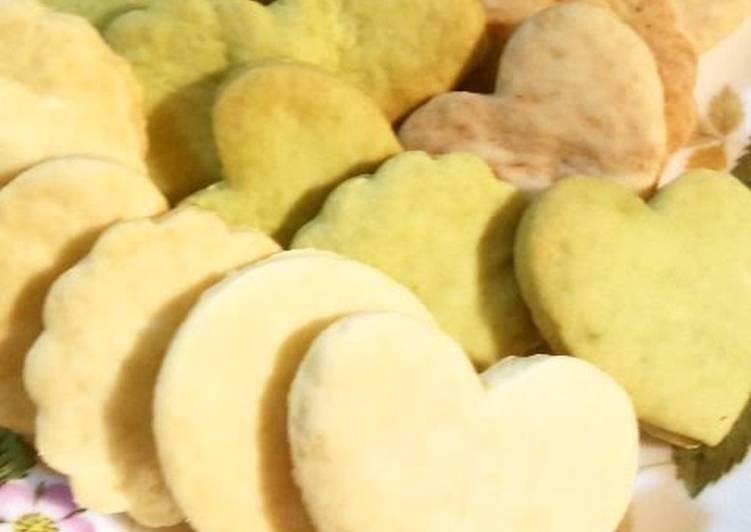 Easiest Way to Prepare Super Quick Homemade Crispy Milk Cookies Low Calorie Version