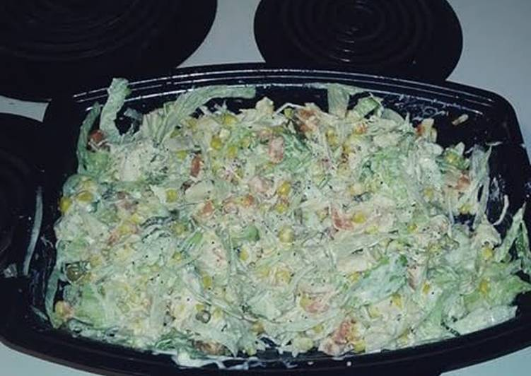 Easiest Way to Cook Yummy Chicken salad