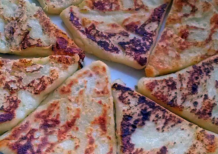 Vickys Scottish Tattie Scones, GF DF EF SF NF