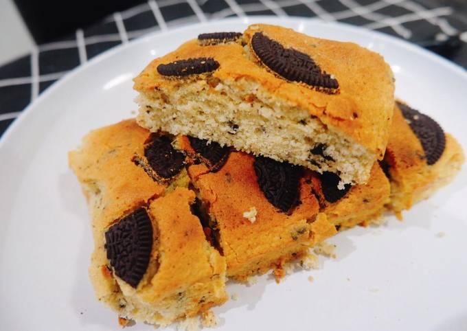 Bolu Cookies & Cream Oreo