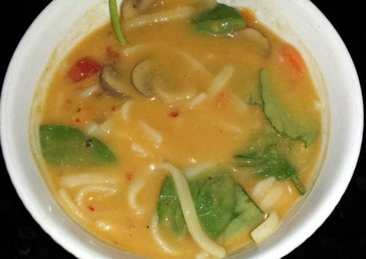 Thai coconut curry soup, Below Are A Few Simple Reasons Why Eating Apples Is Good