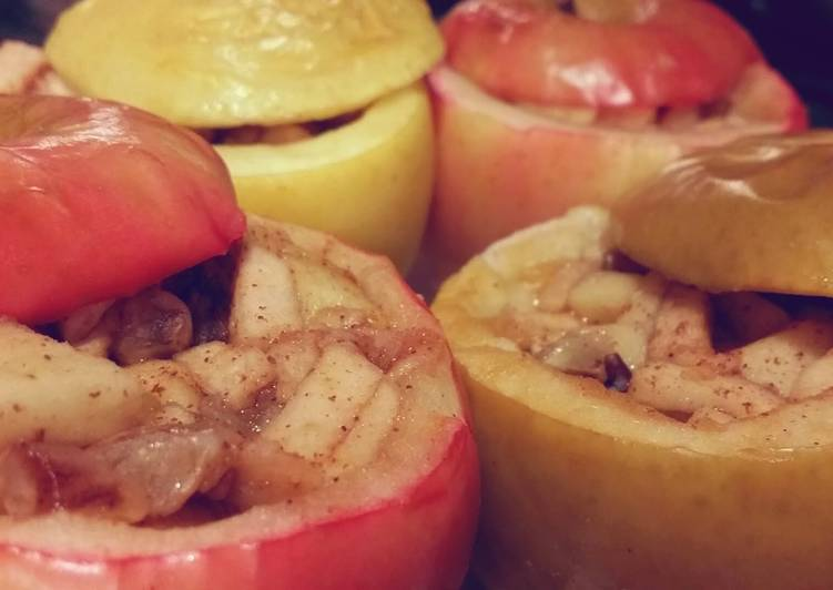 How to Cook Delicious Whole Apple Bake