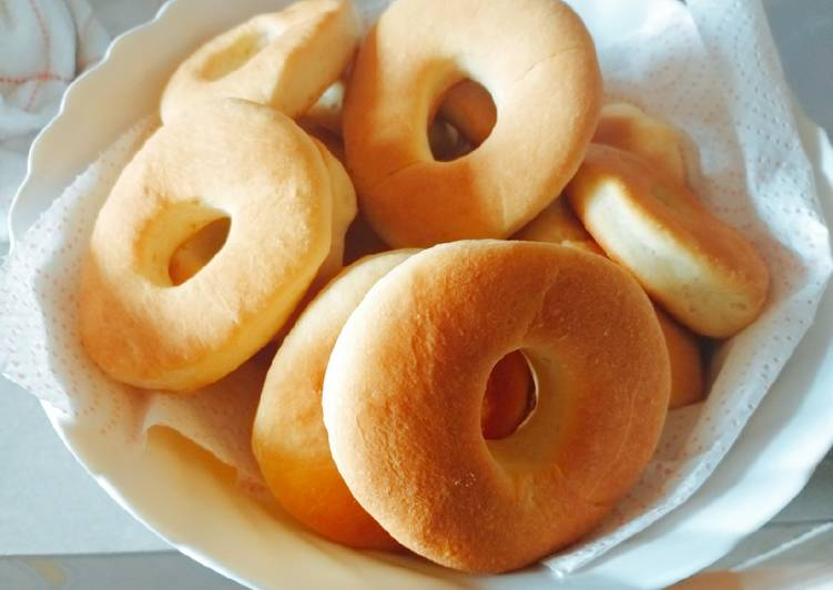 How to Cook Baked doughnuts